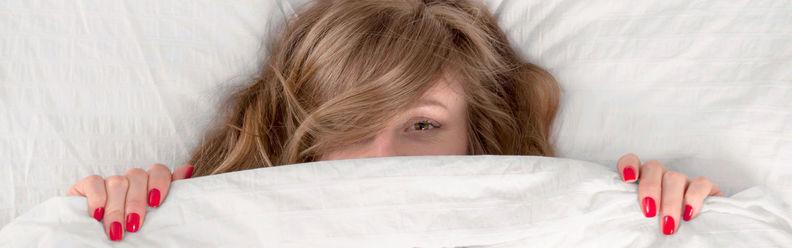Dormire con le lenti a contatto